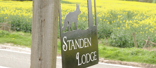 Stnaden lodge farm