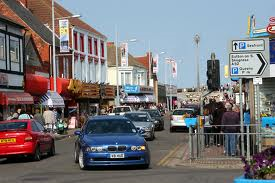 Mablethorpe town